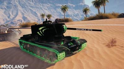 """KV-5 """"Nvidia-Style black"""" 1.1 [1.0.1.1], 1 photo"""